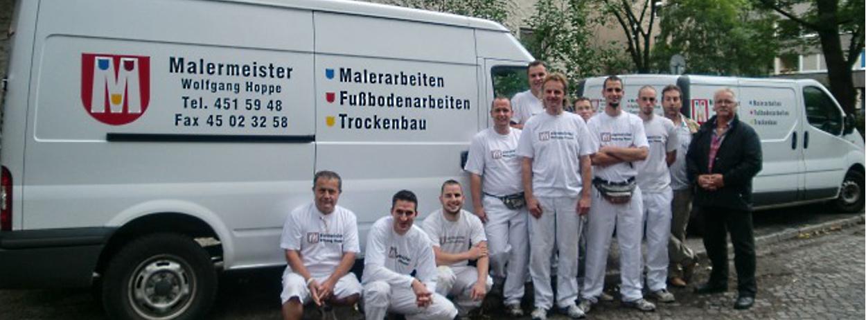 Team Malermeister Hoppe